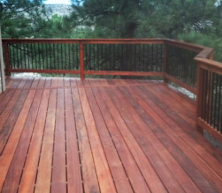 Let Rathert Builders help you design your home's perfect deck or patio to share with family and friends.