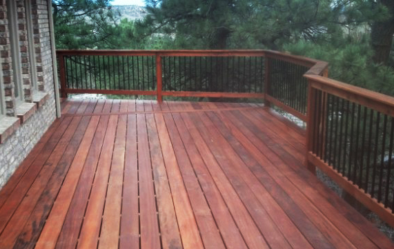 Decks resurfacing